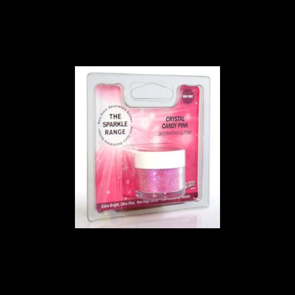 Rainbow Dust Crystal Candy Pink 5g