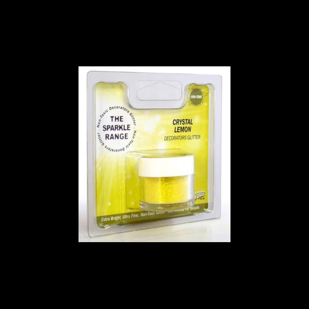 Rainbow Dust Crystal Lemon 5g