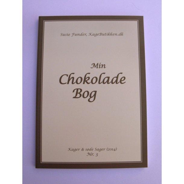 Min Chokoladebog - Kager & Søde Sager nr. 3