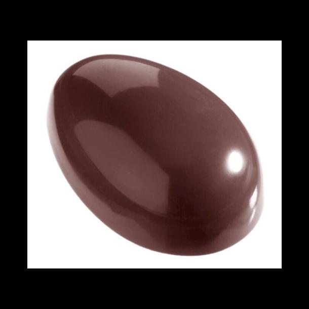 Chokoladeform - Glat påskeæg 10cm