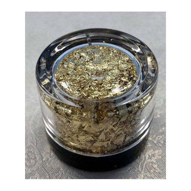 Guld spåner / støv ca. 1g