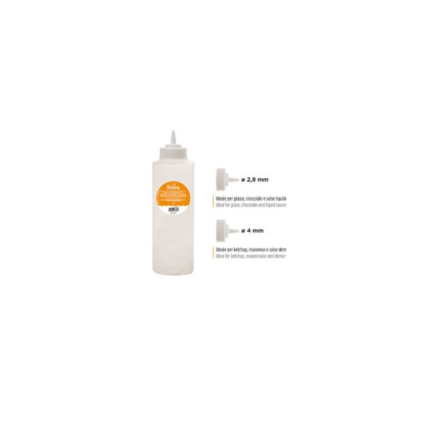 Squeeze Bottle 250ml