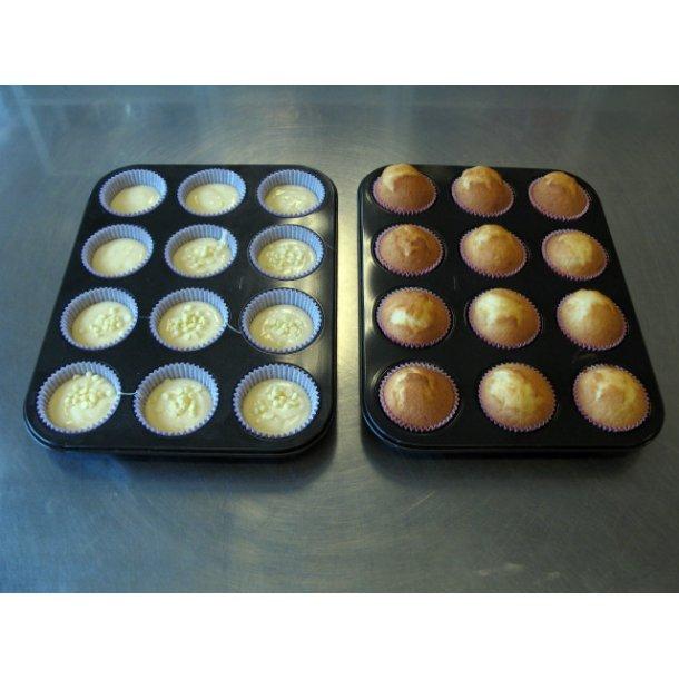 Vanilje Muffins- / Kagemix 750g