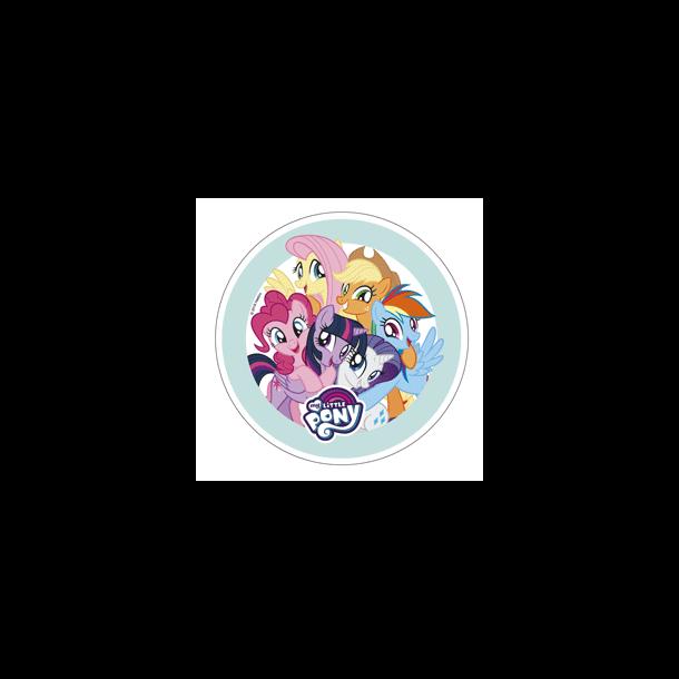 My Little Pony - alle vennerne - Ø21cm