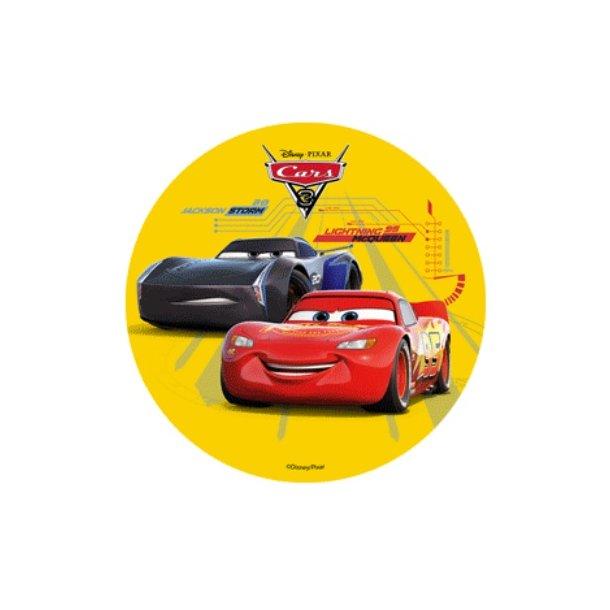 Cars 3 - McQueen og Jackson Storm Ø21