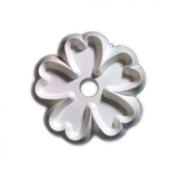 Primrose blomst udstikker 17 mm small