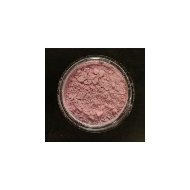 Rosa fedtopløselig pulverfarve - 4g