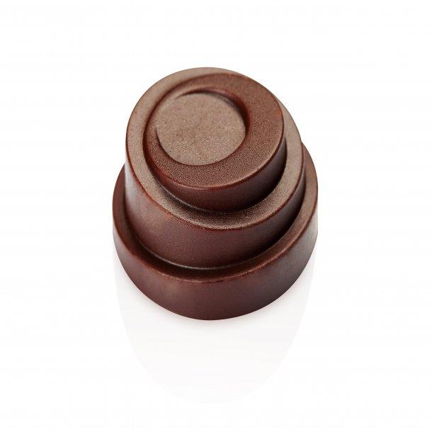 Sneglehus chokoladeform