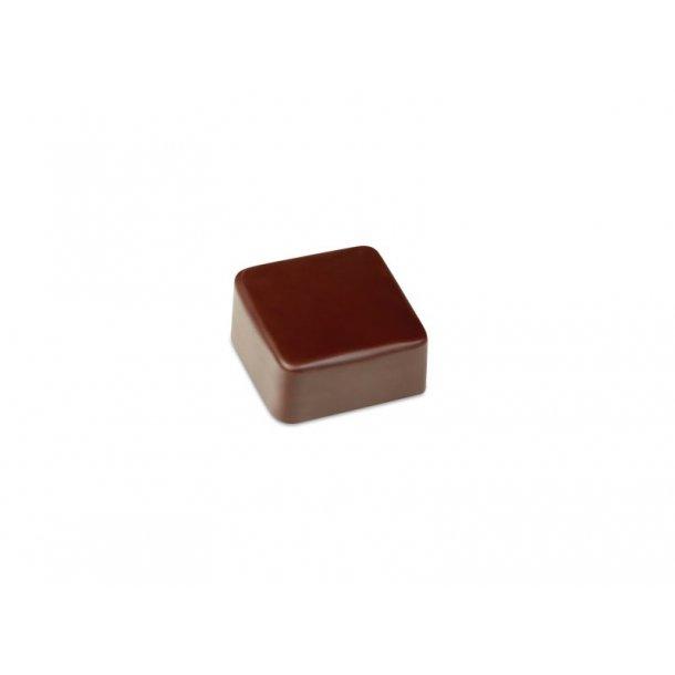 Kvadratisk chokoladeform