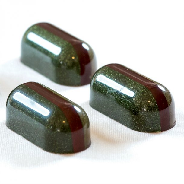 Pille chokoladeform