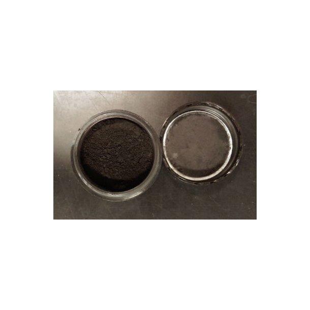 Sort fedtopløselig pulverfarve - 4g