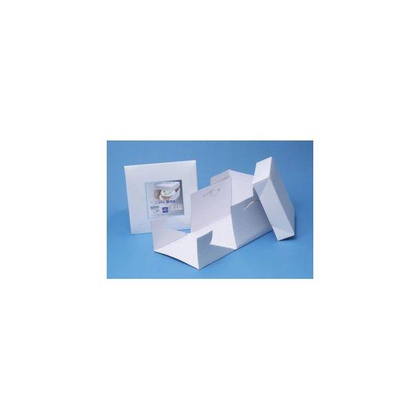 Kage Æske rektangulær 35,50*25,40cm