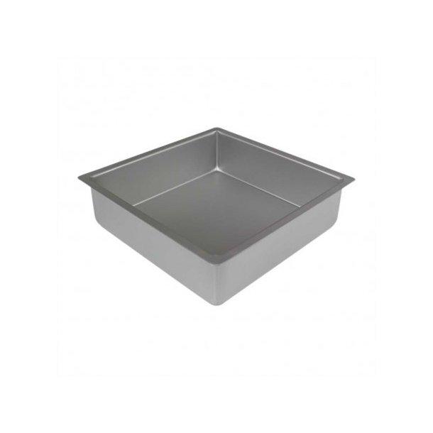 Kvadratiske PME bageforme i aluminum