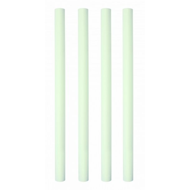 Hule plastik støttepinde / 4 stk