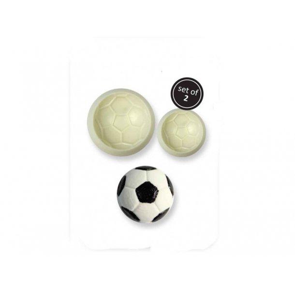 Pop It Mould Fodbolde / 2 stk.