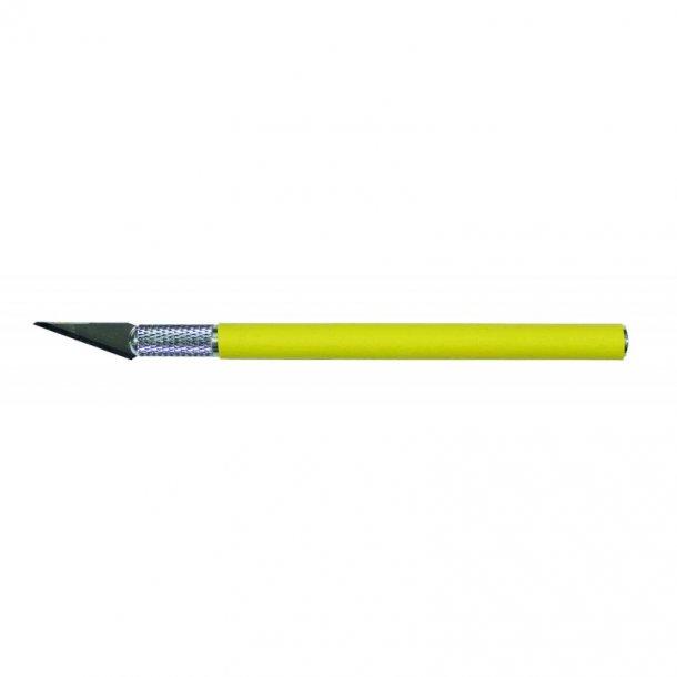 Modellerings kniv med 2 blade