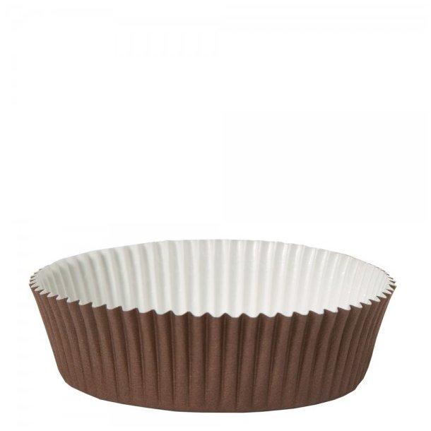 Mini tærteforme Ø70 mm - en rulle med 90 stk.