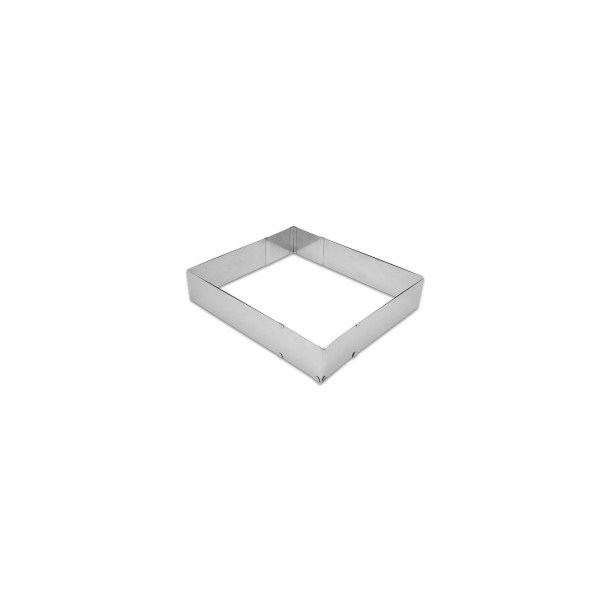 Udtræksring kvadrat/aflang 7 cm