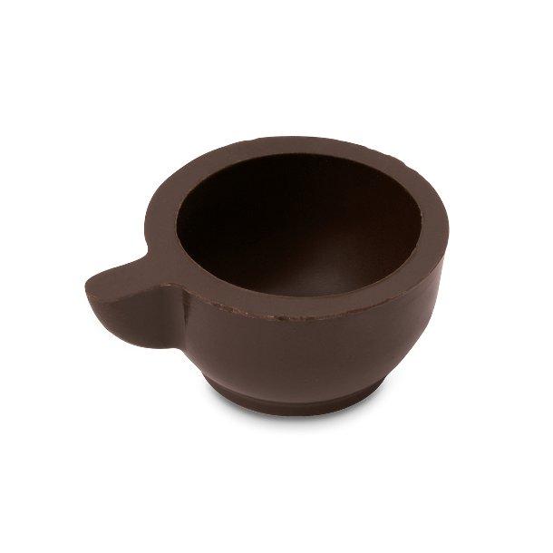 Chokolade kaffekop mørk / 54 stk