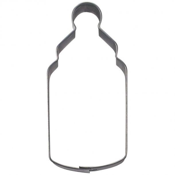 Sutteflaske 6,5cm i blik