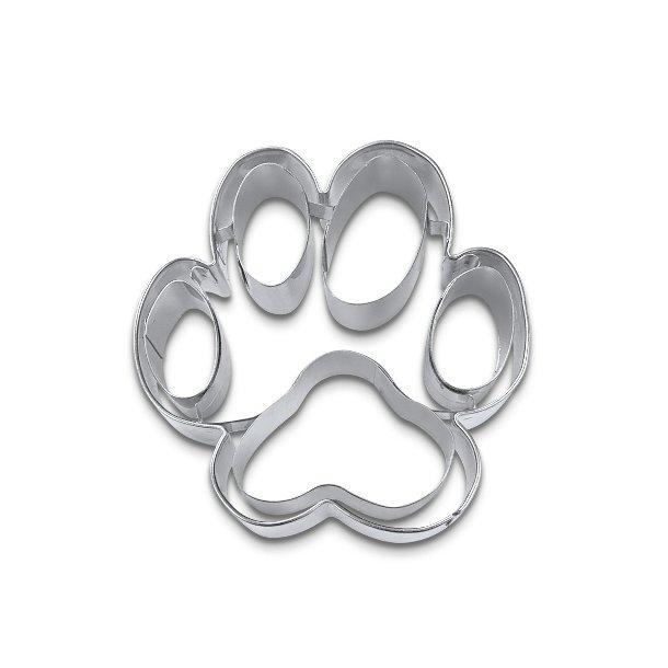 Hundepote aftryk 4,5 cm