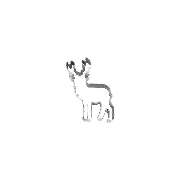 Hjort - udstikker ca. 8cm