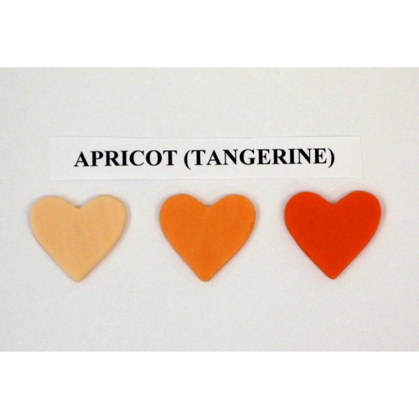 Apricot (Tangerine) pastafarve 25g