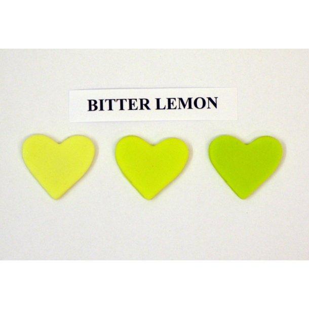 Bitter lemon pastafarve 25g