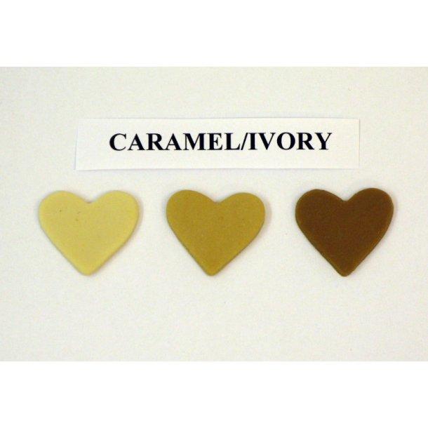 Caramel (Ivory) pastafarve 25g