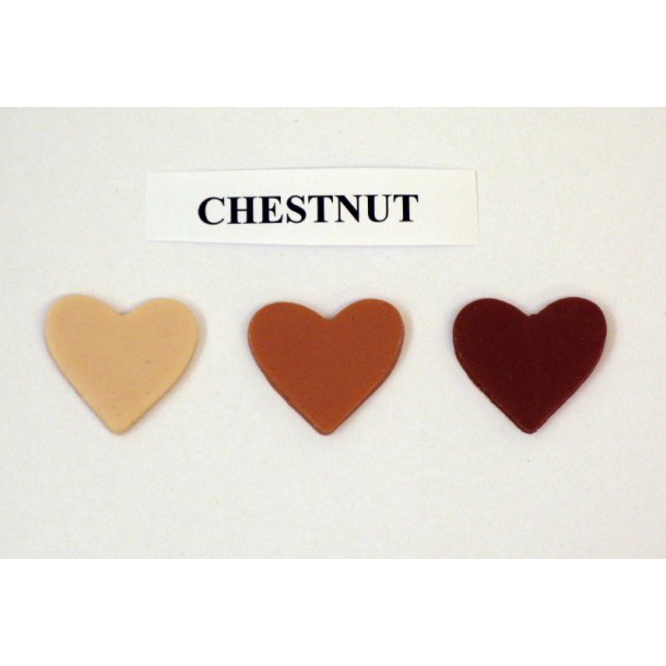 Chestnut pastafarve 25g