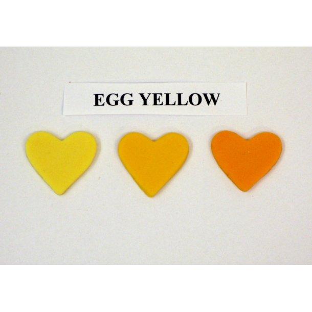 Egg yellow pastafarve 25g