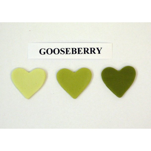Gooseberry pastafarve 25g