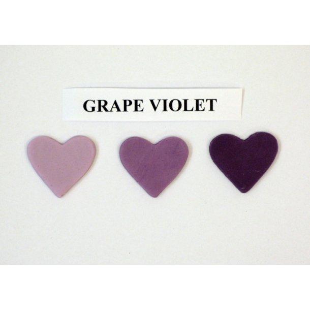 Grape violet pastafarve 25g