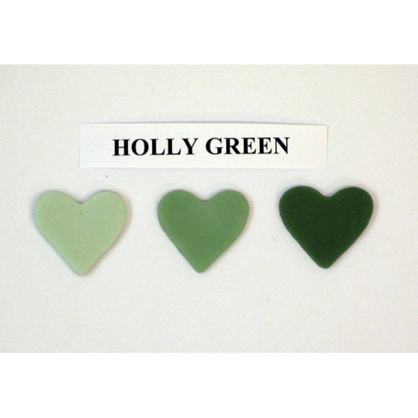 Holly green pastafarve 25g