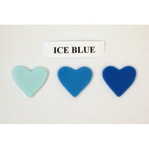 Ice blue pastafarve 25g